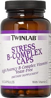 Twinlab B Complex Stress 100 capsules