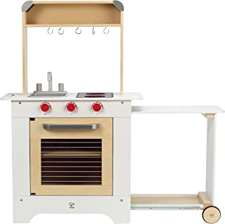 Award Winning Hape Playfully Delicious Cook 'n Serve Wooden Play Kitchen