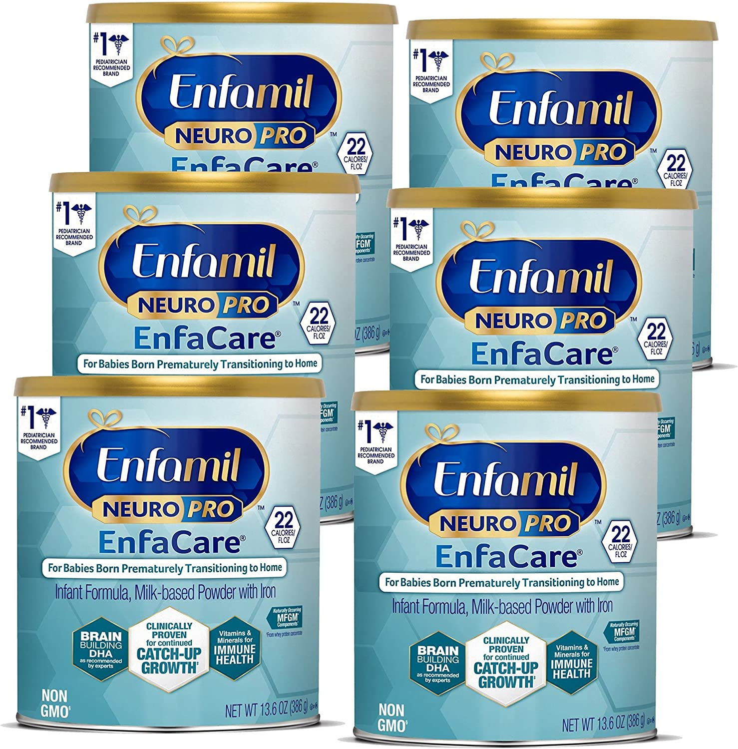 Enfamil NeuroPro EnfaCare Premature High 70% OFF Outlet material Milk-Based Formula Baby with