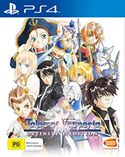 Tales of Vesperia: Definitive Edition - PlayStation 4