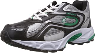 Sparx Men's Sports Running Shoes Black Green