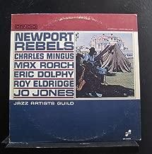Charles Mingus, Max Roach, Eric Dolphy, Roy Eldridge, Jo Jones - Newport Rebels - Lp Vinyl Record