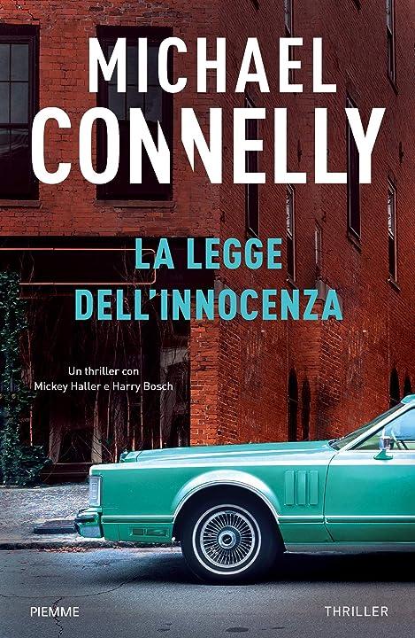 La legge dell`innocenza (italiano) copertina rigida piemme 978-8856680546
