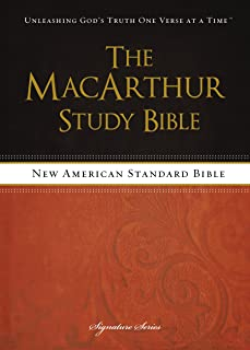 The NASB, MacArthur Study Bible, eBook: Holy Bible, New American Standard Bible