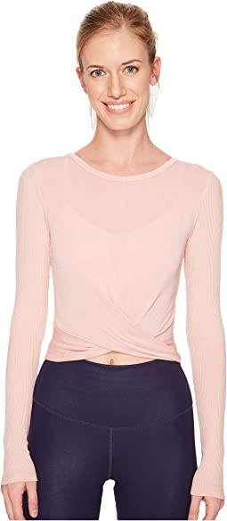 ALO - Cover Long Sleeve Top