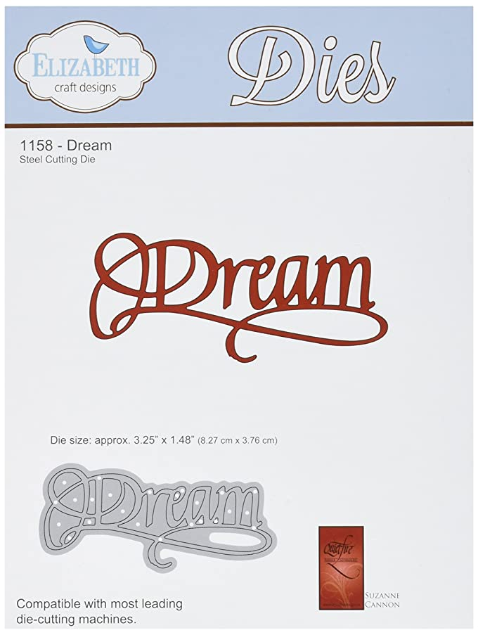 Elizabeth Craft Metal Die-Dream, 1.48