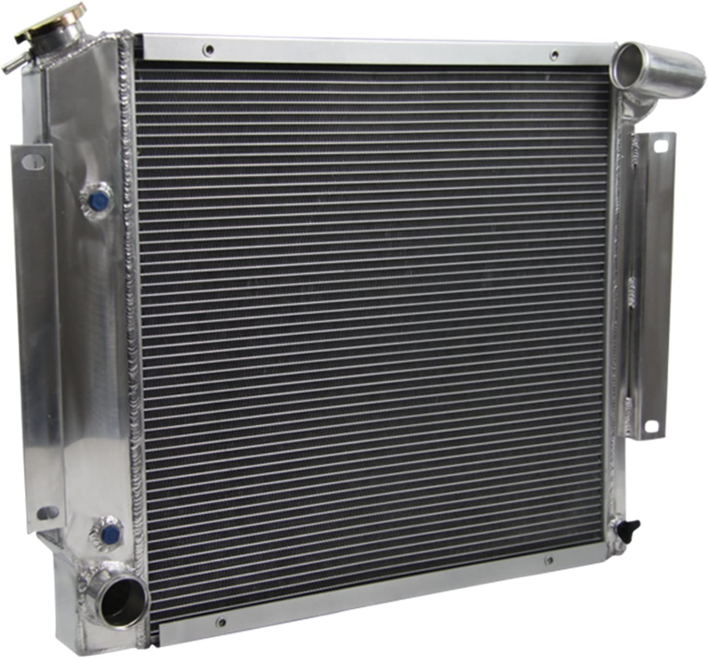 CoolingCare All Aluminum Radiator Ha for 1970-1980 Super beauty product restock quality top International Very popular