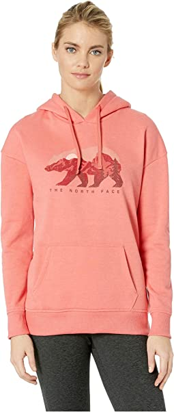 Bearscape Tri-Blend Pullover Hoodie