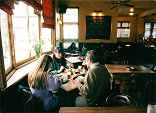 Vintage photo of The mad moose pub in norwich.