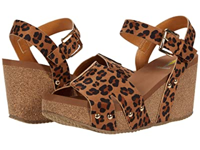 VOLATILE Jerrie (Tan/Leopard) Women