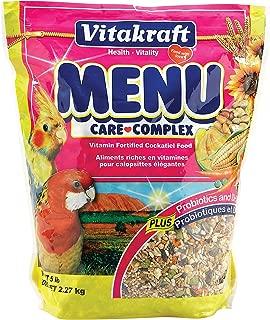 Vitakraft Cockatiel Food