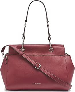 Calvin Klein Sonoma Bubble Lamb Novelty in Currant (Red)