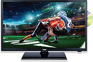 """Naxa Electronics LED Widescreen FHD Television with DVD Player, 22"""""""