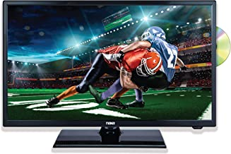 """Naxa Electronics LED Widescreen FHD Television with DVD Player, 22"""", NTD-2257"""