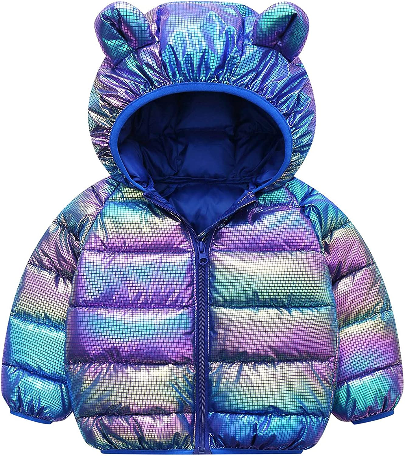 Max Large discharge sale 78% OFF Kids Baby Girls Boys Hooded Warm Jacket Windproof Outdoor Thick