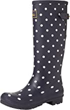 Joules Women's Wellyprint Wellington Boots