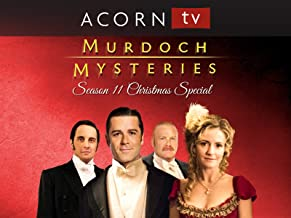 Best murdoch mysteries christmas specials Reviews