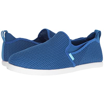Native Shoes Cruz (Victoria Blue/Shell White) Athletic Shoes