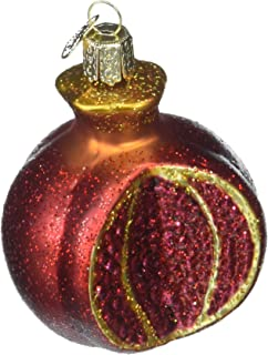 Old World Christmas Pomegranate Glass Blown Ornament
