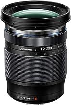 Olympus M.Zuiko Digital ED 12-200mm F3.5-6.3 Lens, for Micro Four Thirds Cameras