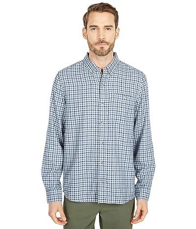 Toad&Co Airsmyth Long Sleeve Shirt (Light Ash) Men