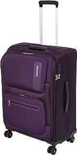 حقيبة سفر ماكسويل متوسطة الحجم ناعمة من أميريكان توريستر، ارجوان، 68 سم