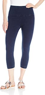 Lyssé Women's Denim Capri Legging