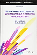 Matrix Differential Calculus with Applications in Statistics and Econometrics (Wiley Series in Probability and Statistics)