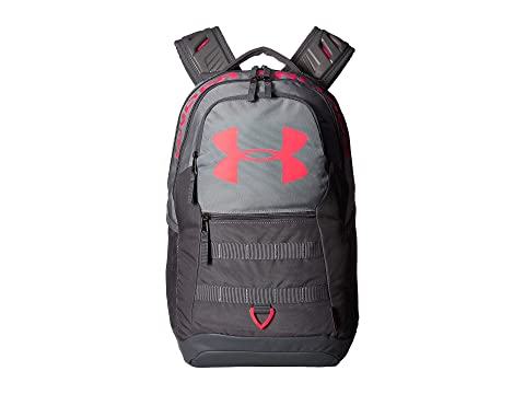 UA Maratón Under 5 Armour Grafito Acero Rojo 0 Logo Big 15qZ5w4