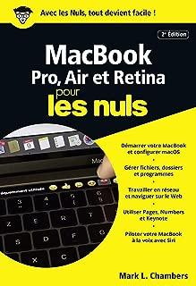 MacBook pour les Nuls poche, 2e édition (POCHE NULS) (French Edition)