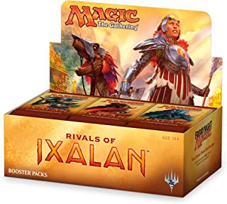 Magic The Gathering Rivals of Ixalan Booster Box | 36 Booster Packs (540 Cards)
