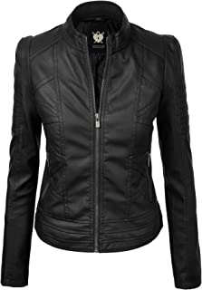 Lock and Love LL Womens Everyday Bomber Jacket