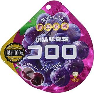 UHA味覚糖 コロロ グレープ 48g×6袋