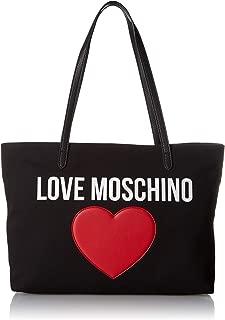 LOVE Moschino Women's Canvas Tote