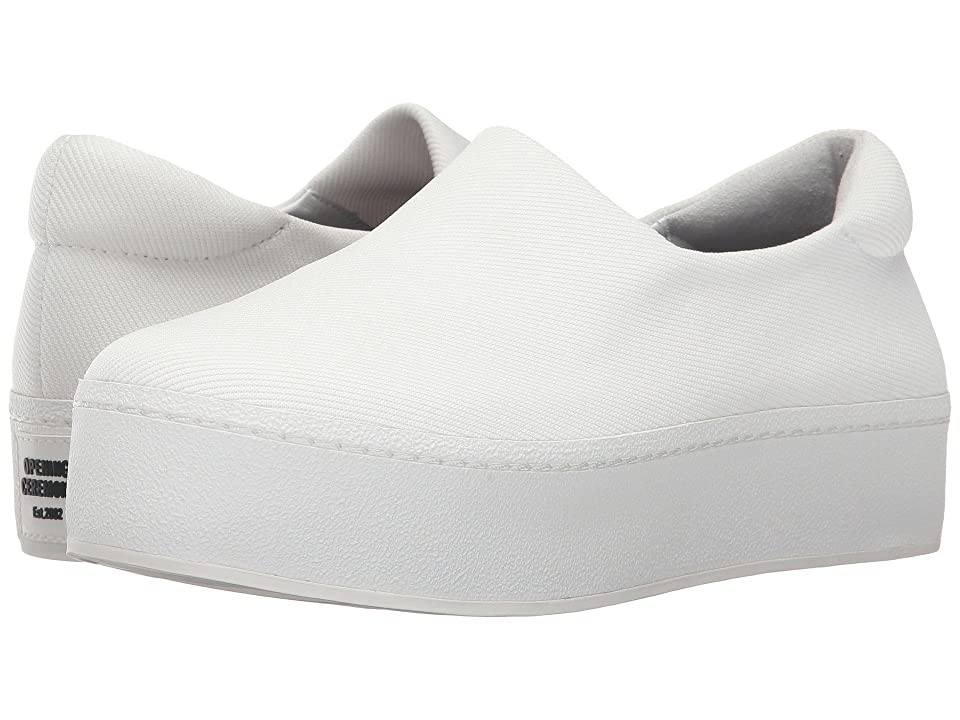Opening Ceremony Cici Classic Slip-On (White) Women