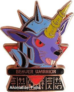 Yu Gi Oh Pin-Beaver Warrior Enamel Lapel Pin