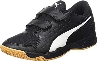 PUMA Auriz V Jr, Futsal Shoe Mixte Enfant