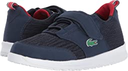 Lacoste Kids - L.ight 118 4 (Little Kid)