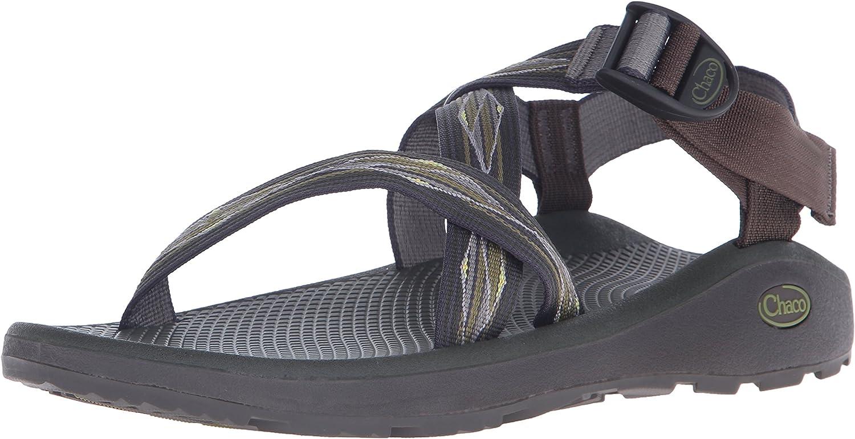 Chaco Men's Zcloud Sport Sandal, Gobi Olive, 14 M US