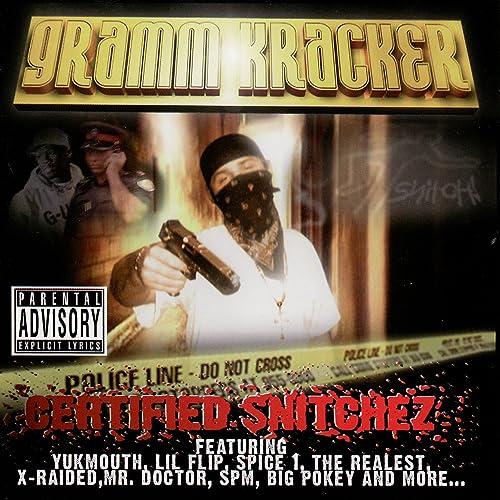 Certified Snitchez [Explicit] de Gramm Kracker en Amazon ...