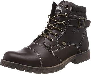 Amazon.es: Botas Militares Hombre Lona: Zapatos y complementos