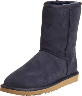 Women's Classic Short Sheepskin Boots