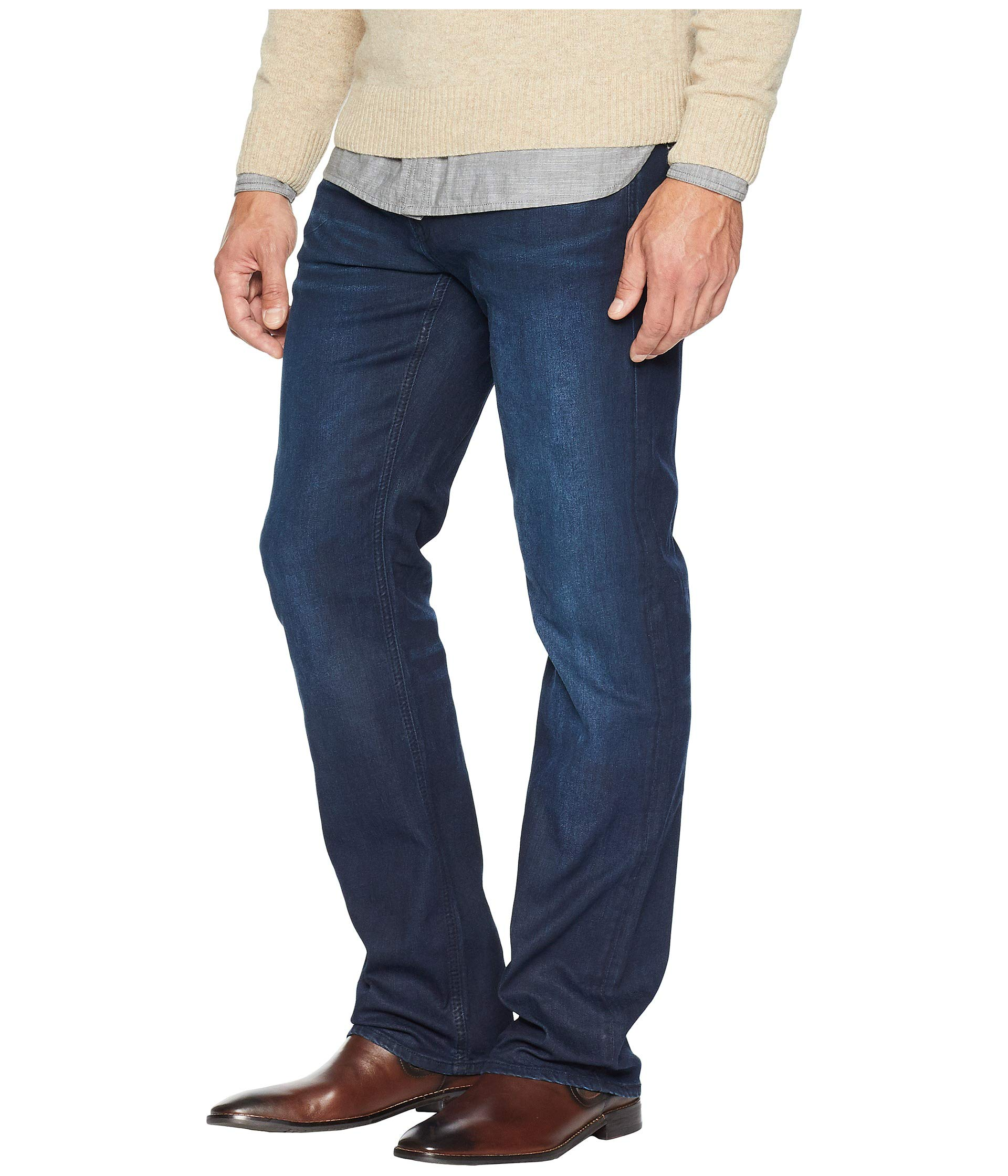 Buffalo Bitton Driven Out And In Relaxed Worn Coated X Jeans David CCqrZ
