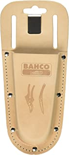 Bahco Prof-H Leather Holster for Pruners and Folding Saws