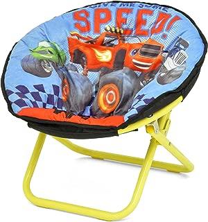 Nickelodeon Blaze & The Monster Machines Toddler Saucer Chair