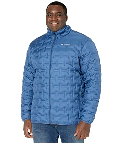 Columbia Big Tall Delta Ridgetm Down Jacket (Night Tide) Men