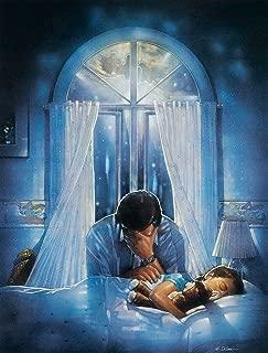Ron DiCianni Spiritual Warfare Father Son Prayer Unstretched Canvas 13