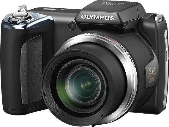 Olympus Sp 620uz Digitalkamera 3 Zoll Schwarz Kamera