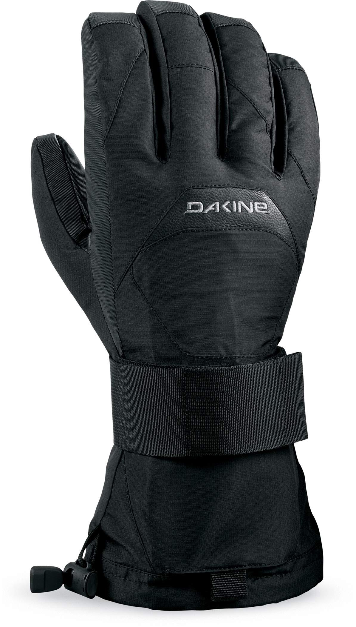 Dakine Herren Handschuhe Wristguard Gloves, Black, XL