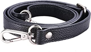 Top Quality Grain Leather Adjustable Shoulder Straps(15 Colors)